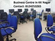 Coworking space starts @ 2, 400/- INR in KK Nagar,  Chennai